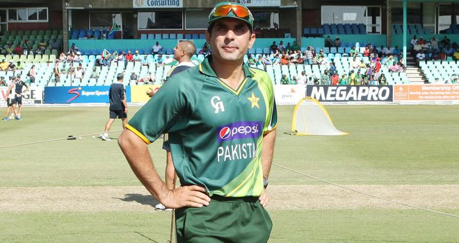 Misbah-ul-Haq: No more T20
