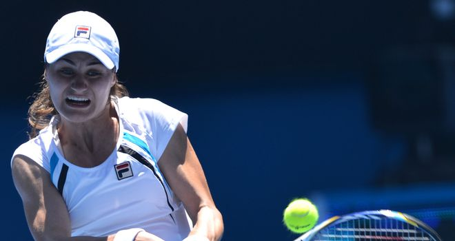 Monica Niculescu: Took the final set to win her first WTA title