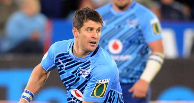Morné Steyn: 10 points with the boot