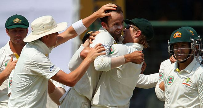 Nathan Lyon: Says Australia have confidence ahead of the Ashes