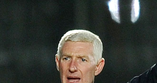 Nigel Worthington: Hopes for positive vibes