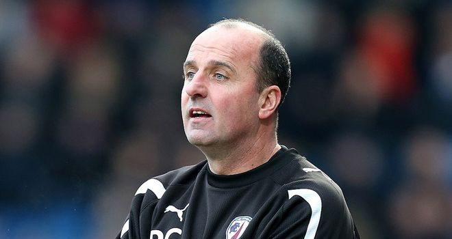 Paul Cook: Not at all pleased