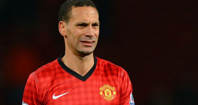 Rio Ferdinand: The Manchester United defender has explained his trip to Qatar