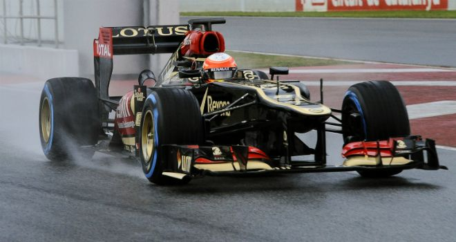 Romain Grosjean: Pre-season work is done