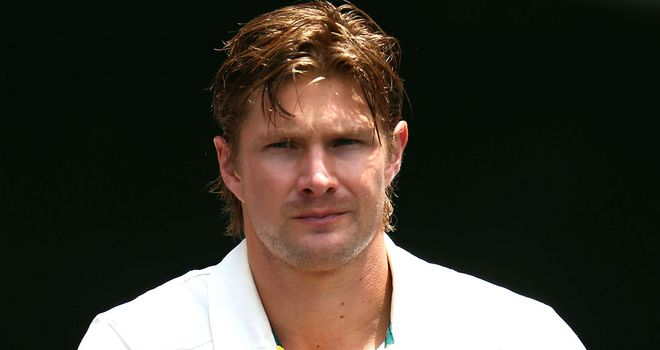 Shane Watson was suspended in India, before returning to captain the side