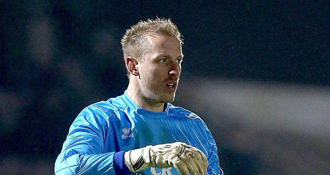 Steve Mildenhall: Vital clean sheet