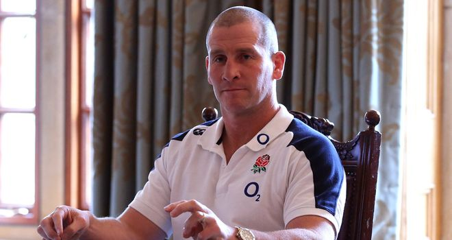 Stuart Lancaster: looking forward to Argentina tour