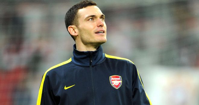 Thomas Vermaelen: Arsenal captain missed out against Bayern Munich