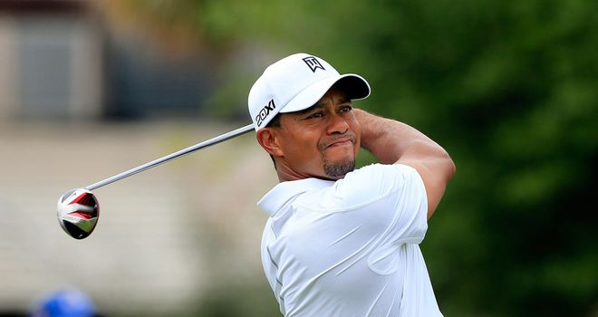 Tiger Woods: On target to be world number one again