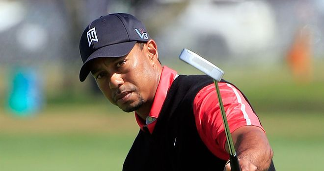 Woods: Back on form and favourite for the Masters