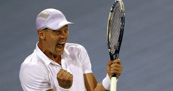 Tomas Berdych: Reaches the final at the Dubai Championships