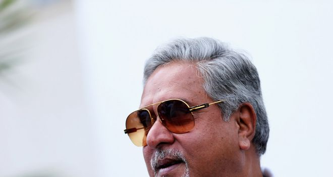 Vijay Mallya: Force India must make a step forward