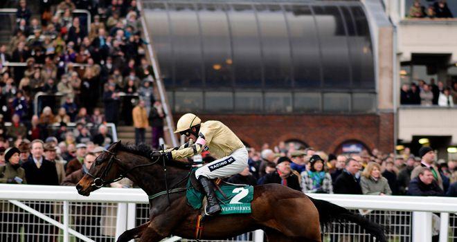 Briar Hill: An easy winner