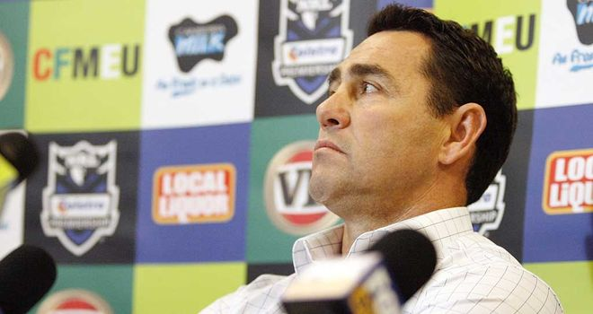 Shane Flanagan: Sacked by Cronulla