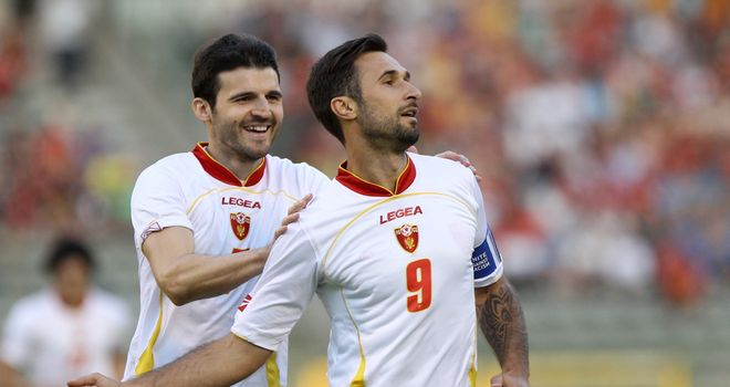 Mirko Vucinic: Scored a vital winner