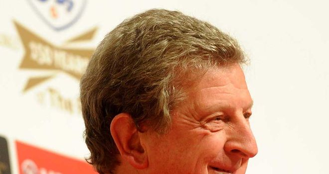 Roy Hodgson: England boss focused on San Marino game