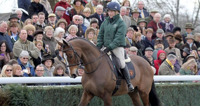 Kauto Star: Will again be leading the Gold Cup field