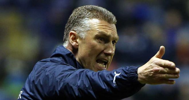 Nigel Pearson: Focus on the play-offs