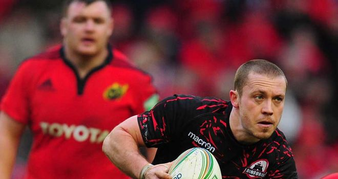 Richie Rees: Returning to Wales with the Dragons