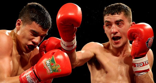 Andrew Selby: Helped GB Lionhearts take a 4-1 advantage.