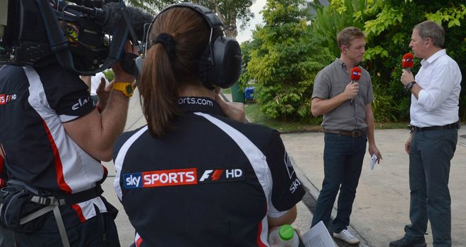 Sky Sports F1: A busy weekend of live shows ahead in China