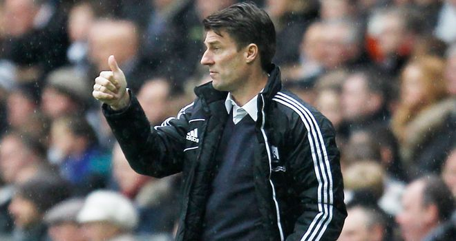 Michael Laudrup: Looking to return to some form