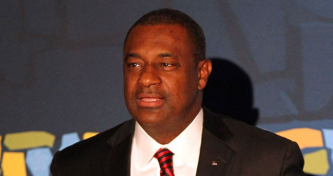 Jeffrey Webb: FIFA's new anti-racism chief