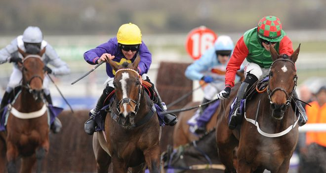 Lord Windermere: Landed the RSA Chase