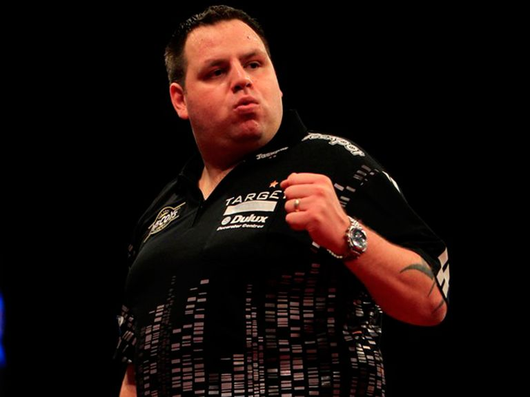 Adrian Lewis: Former champion is in good form