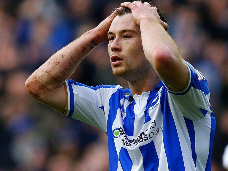 Ashley Barnes: Will miss seven matches