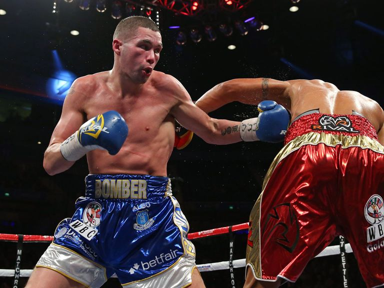 Tony Bellew: Draw against Isaac Chilemba