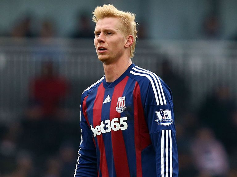 Brek Shea: Has so far made only two substitute appearances for Stoke