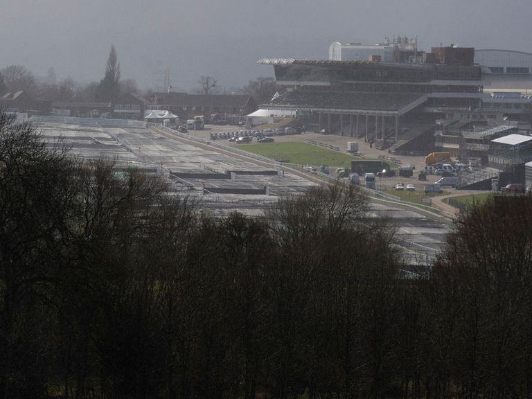 Cheltenham: Major plans unveiled for the track