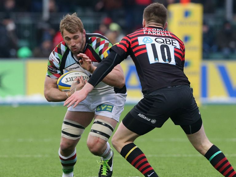 Chris Robshaw: Has signed a deal with Harlequins