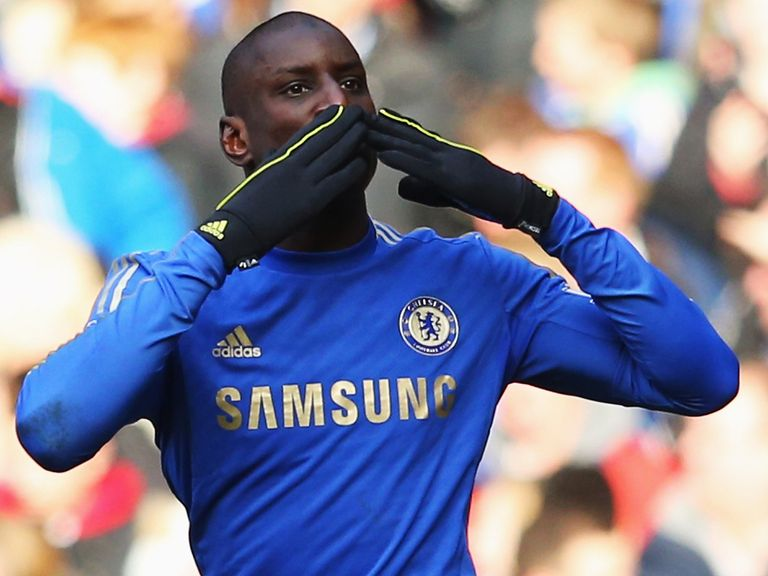 Demba Ba: Planning to make the most of Chelsea chance