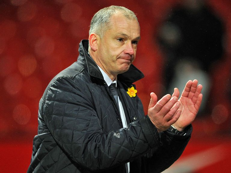 Eamonn Dolan: Backed for Reading job