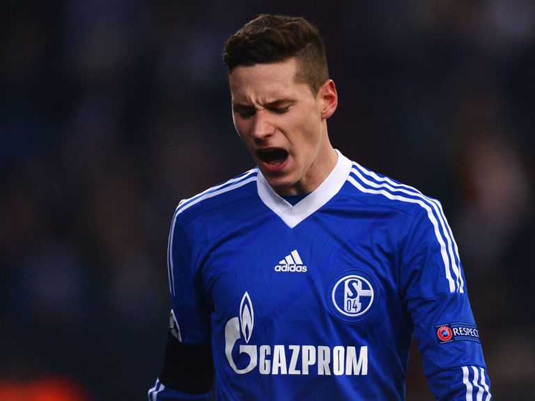 Julian Draxler: Promising midfielder has been linked with several top European clubs