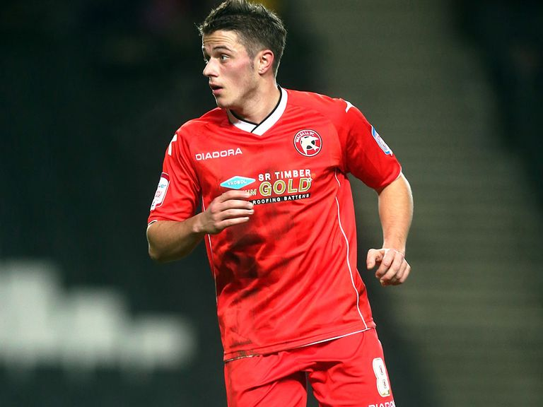 Florent Cuvelier: Joined Peterborough on loan after successful Walsall spell