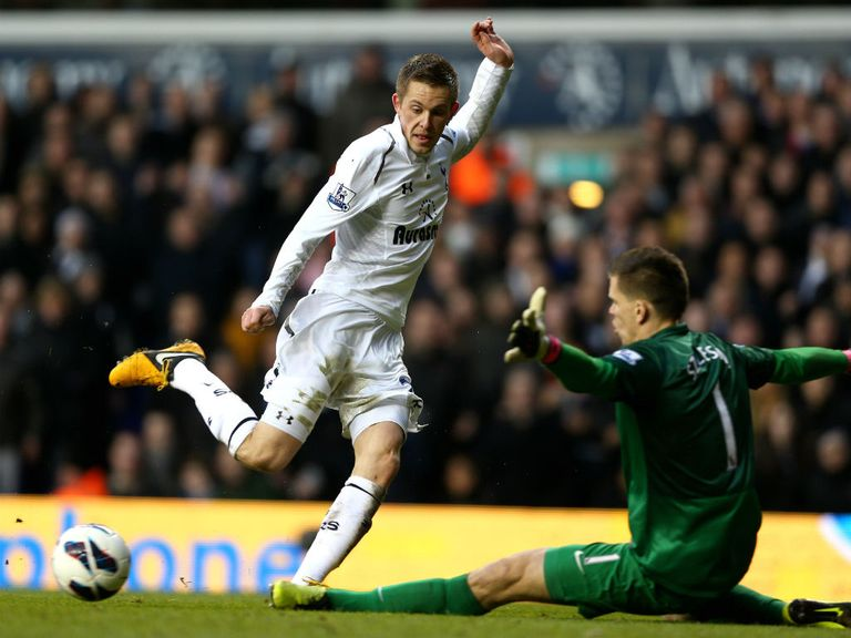 Gylfi Sigurdsson: Scored the second goal against Inter Milan