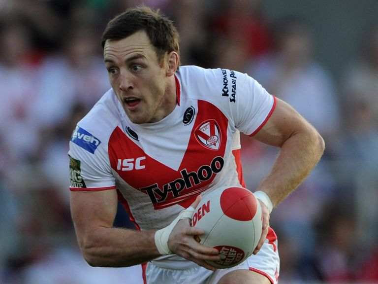 James Roby: Timely return for Saints