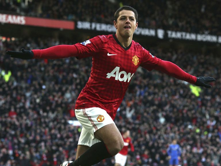 Javier Hernandez: Super record against Chelsea