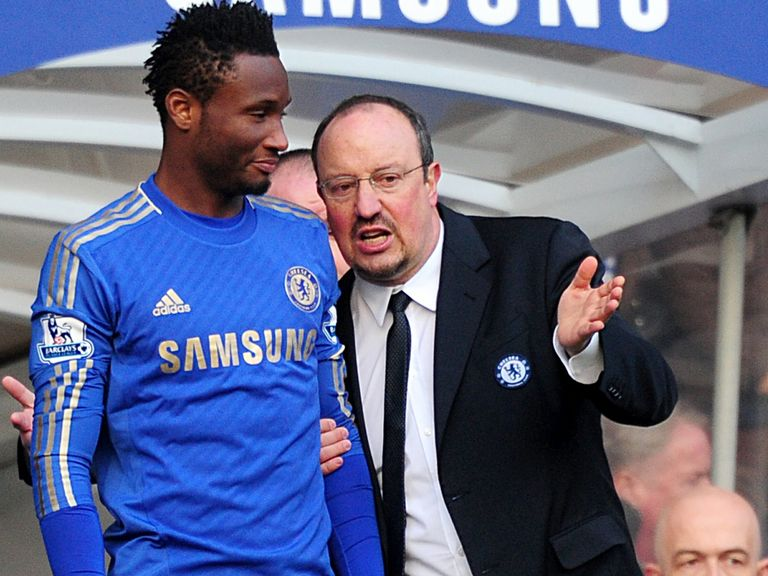 John Obi Mikel: Hoping to get back on track after FA Cup draw
