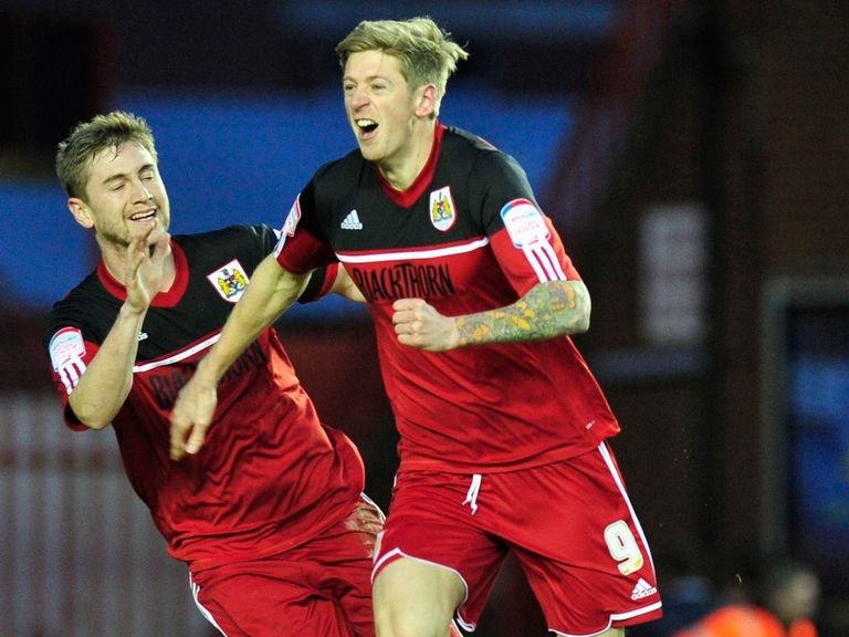 Jon Stead: Leaving Bristol City