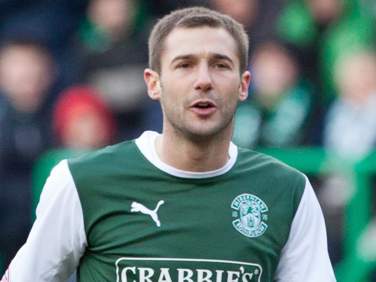 Kevin Thomson: Enjoyed his second spell at Hibernian