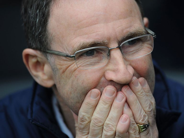 Martin O'Neill: Favourite to take the ROI job