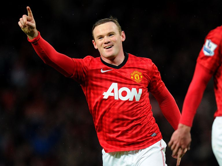 Wayne Rooney: Ready for the Manchester derby