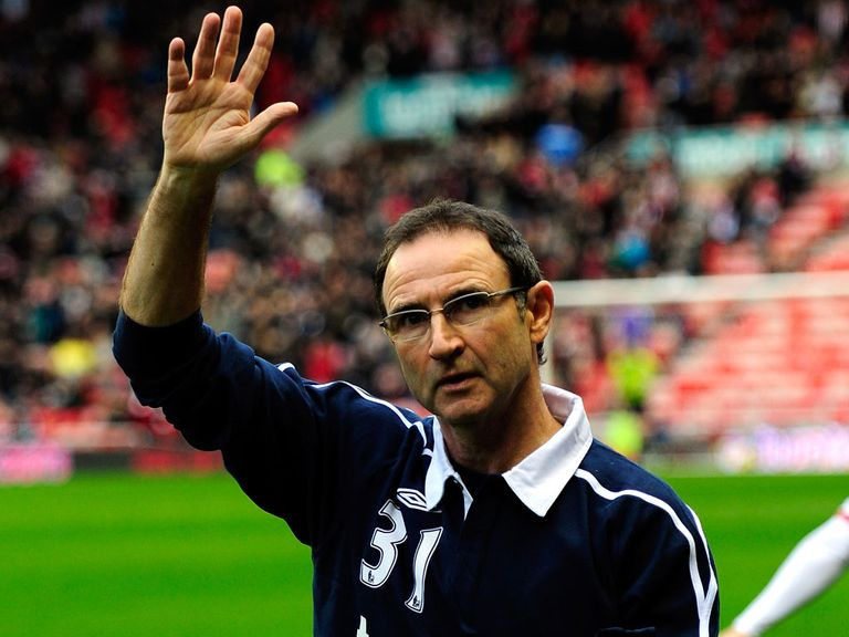 Martin O'Neill: In line for new role