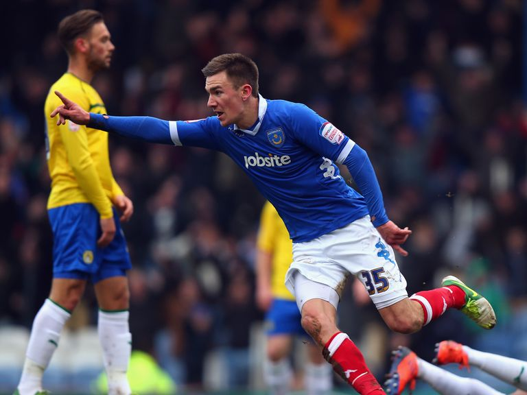 Jed Wallace: In fine form