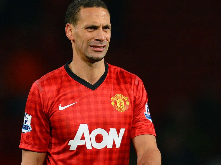 Rio Ferdinand: Backed by Sir Alex Ferguson