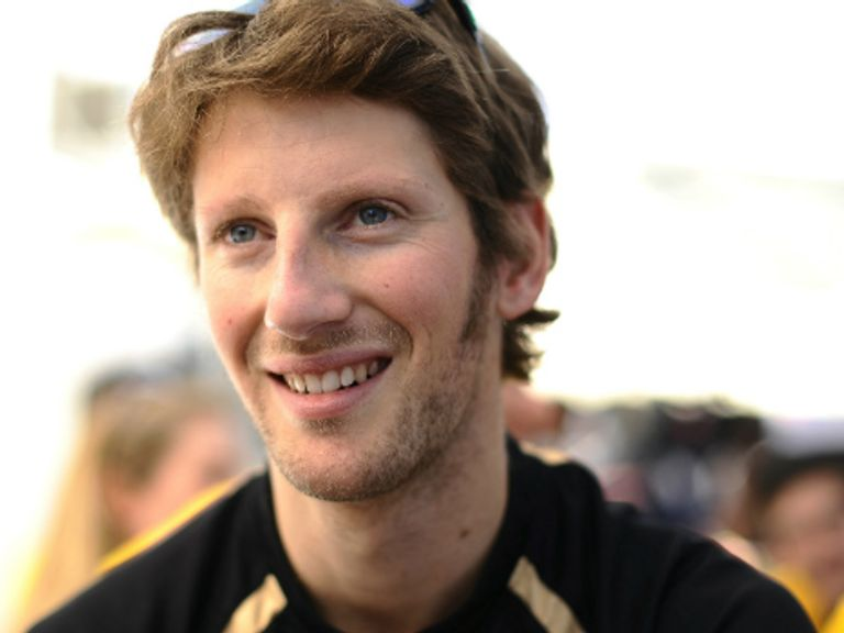 Romain Grosjean: Hoping for success